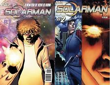 SOLARMAN #1, 2, 3 (2016) SCOUT/ ILLEDGE