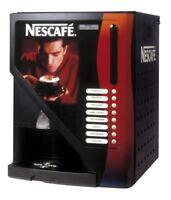 NESCAFE Angelo Kaffeevollautomat mit Festwasseranschluss
