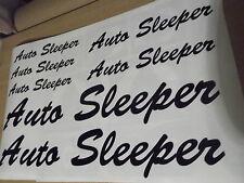 AUTO SLEEPER MOTORHOME 7 PIECE STICKER Kit