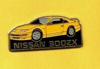 Pin's lapel pin pins Car Voiture Marque  NISSAN  300ZX 300 ZX Signé