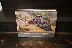 RIO GRANDE SOUTHERN Colorado Railroad ULTIMATE PICTORIAL STUDY Richard Dorman