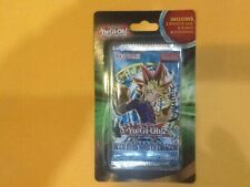 YuGiOh Legend Of Blue Eyes White Dragon Booster Blister Pack+10 extra mint cards