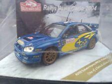 1/43 Subaru Impreza WRC Monte Carlo 04 Solberg Mills Rallye by Vitesse