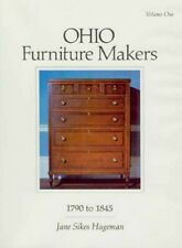 Book OHIO FURNITURE MAKERS Vol 1 by Hageman
