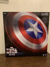 Hasbro Marvel Legends Avengers Falcon and Winter Soldier Captain America Shield