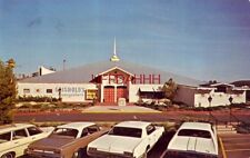 two locations GRISWOLD'S Swedish Restaurant REDLANDS & CLAREMONT, CA. 1974