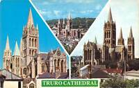 uk8414 truro cathedral  uk