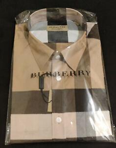 BURBERRY Windsor Sport Fit Long Sleeve Shirt