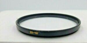 B+W 67mm 010 UV-Haze 1x Lens Filter F-PRO Made in Germany