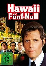 JACK/MACARTHUR,JAMES LORD - HAWAII 5-0 (ORIGINAL) S7  6 DVD NEU