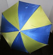 CLAMP-ON  UMBRELLA  UPF 50 Protection  BLUE/LIGHT GREEN