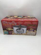 Sealed Original Whirley Pop Stovetop 3-Min Popcorn Popper Wabash Valley Farms