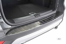 Ford KUGA mk2 2013-up  REAR BUMPER SILL PROTECTOR STAINLESS STEEL