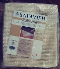 NIP Safavieh Grid Non-Slip Rug Pad For All Hard Floors Size 8'x11' PAD110-811