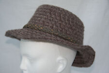 St. Michael (Marks & Spencer) Trilby Style Wool Mix Purple Italian Made Hat