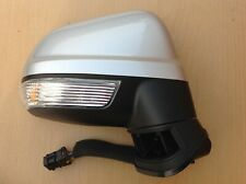 Genuine MG3 Exterior Mirror Caps In White pair