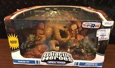 Star Wars Galactic Heroes Mini Figure Rancor Pit Multi-Pack New In Rough Pack.