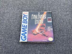 Final Fantasy Legend ( Game boy / Gameboy )
