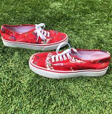 NWOT Mint Vans Hoffman Hawaii Aloha Surf Skate Sneaker Shoes Mens 6.5 Womens 8