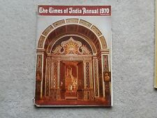 THE TIMES OF INDIA ANNUAL  1970    RARE