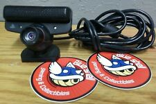 PlayStation camera Sony PS3 PS4 VR used motion games as-is untested USB