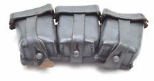 WW2 German K98 Ammo pouch (1942) - WW2 Deutsche K98 Patronentasche