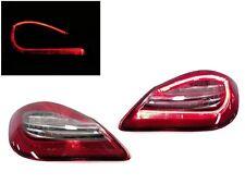 981 Style 09 10 11 12 Porsche 987 Cayman Boxster Light Bar LED Rear Tail Lights