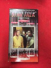 Star Trek Errand Of Mercy Original TV Show Episode 27 VHS Video RARE