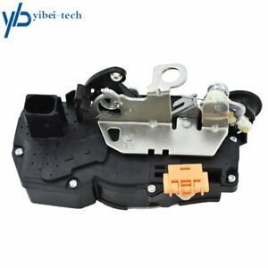 For Cadillac CTS Rear Passenger Side Right Door Lock Actuator Motor 931-399