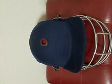 Cricket Helmet Large size by Ms Blue color