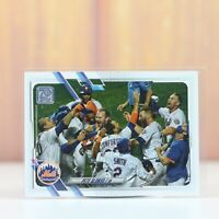 2021 Topps Series 1 PETE ALONSO SSP Photo Variation #84 NY METS Short Print