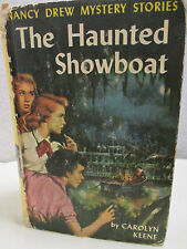 1957 Nancy Drew #35 The Haunted Showboat by Carolyn Keene Hardcover