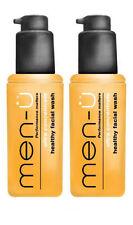 Men-U healthy facial wash 100ml x 2 - 200ml