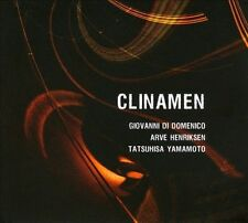 Tatsuhisa Yamamoto/Giovanni Di Domenico/Arve Henriksen: Clinamen BRAND NEW CD