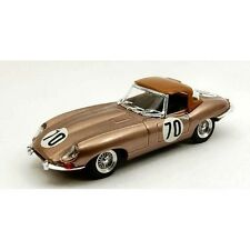 Jaguar E Spider Nassau 1961 Fleming 9448 1/43 Best Model Made in Italy