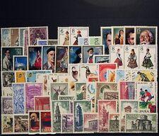 Spanien 1971 postfrisch ** Nr. 1903-1965