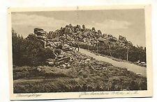 F 103-schreiberhau, Szklarska Poreba alta piedra m. Schneekoppe, 1940 corriendo