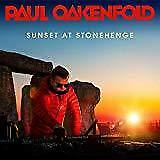 Paul Oakenfold - Sunset At Stonehenge - Various (NEW CD)