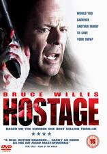 HOSTAGE - DVD - REGION 2 UK
