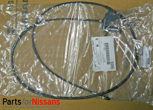 Genuine Nissan Throttle Cable 18201-0W000