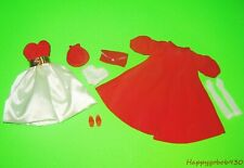 Barbie Reproduction Vintage Silken Flame & Red Flair Outfit only