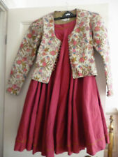 Stunning designer skirt & quilted jacket by Devotion Sz 10 NWTGS Retail £230