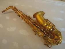 Musikwerks-Gold Plated Alto Saxophone-Intermediate Level-New-w/Shop Warranty!