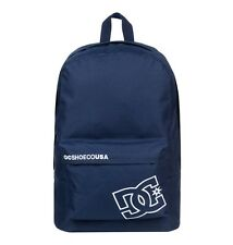 "DC Shoes ""Bunker"" BackPack (NavyBlue/White) Unisex One Size Fits All Skating Bag"