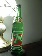 "Seven-Up (7up) ""You Like It, It Likes You"" 16oz (SODA BOTTLE) Columbus, OH *NOS*"