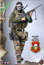 SOLDIER STORY SS107 IRAQ SPECIAL OPERATIONS FORCES ISOF SAW GUNNER 1/6 NEW