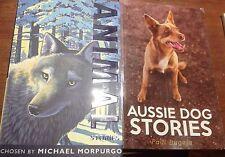 Aussie Dog Stories - Paul Bugeja & Animal, 20 Classic Stories, Dickens, London