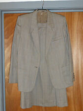 Vintage Burberry two piece Suit - skirt & jacket
