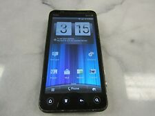 HTC EVO 3D - 1GB - Black (Sprint) BAD ESN WORKS PLEASE READ 8993