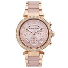 Michael Kors MK5896 Parker 39mm Ladies Watch - Rose Gold